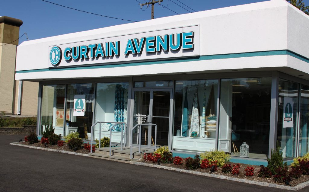 Curtain Avenue