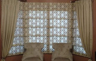 Roman Shades Greenlawn